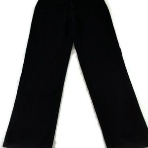 Bugle Boy Jeans - Bugle Boy 750 Relaxed Let Easy Fit Black Jeans
